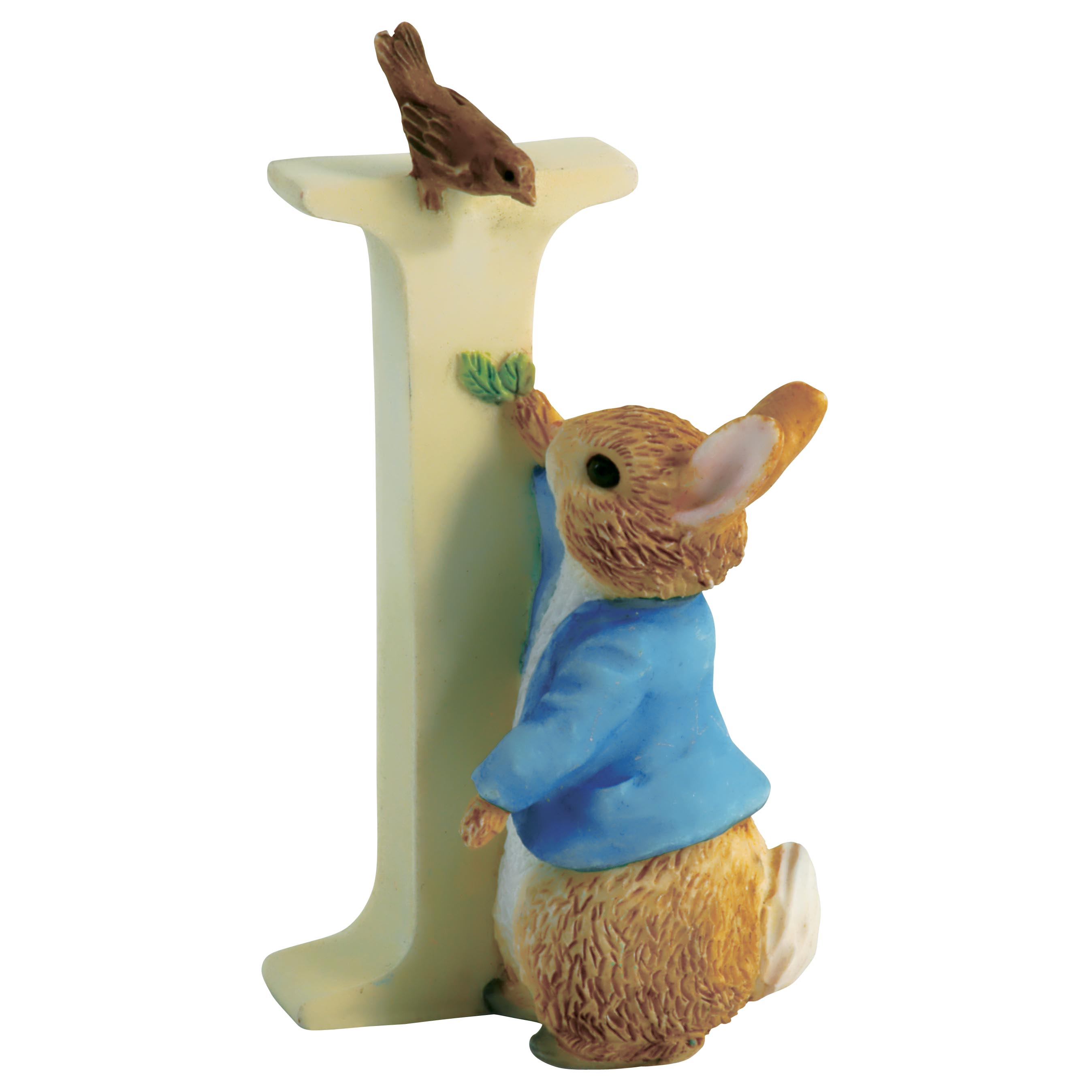 Alphabet I Peter Rabbit Beatrix Potter