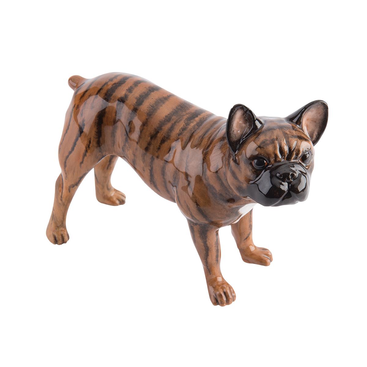 French Bulldog Brindle Pampered Pooches By John Beswick