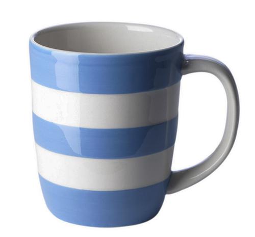12oz Mug Cornish Blue