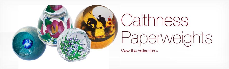 Caithness Paperweights