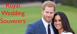 Prince Harry & Meghan Markle Wedding Souvenirs