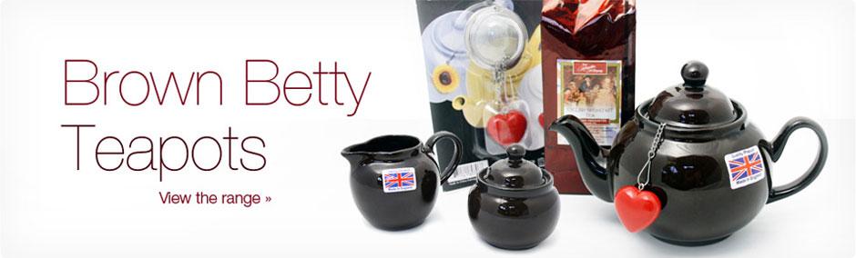 Brown Betty Teapots