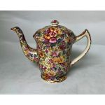 Chintz Teacup & Saucer